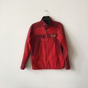 Mountain Hardware Windstopper Tech Jacket